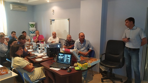 Held another training workshop for representatives of the GC VIRC Bronya on 27 and 28 August 2019 (pictures and videos)